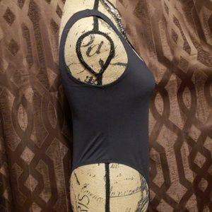 Touch Dolls Tops - Black Bodysuit